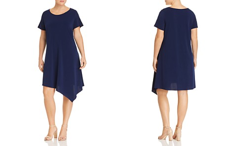 Leota Plus Darien Asymmetric-Hem Dress - Bloomingdale's_2