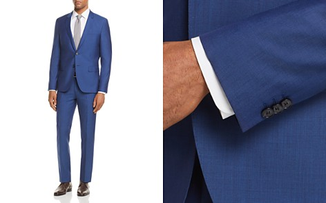 HUGO Arti/Hesten Slim Fit Nailshead Suit - Bloomingdale's_2