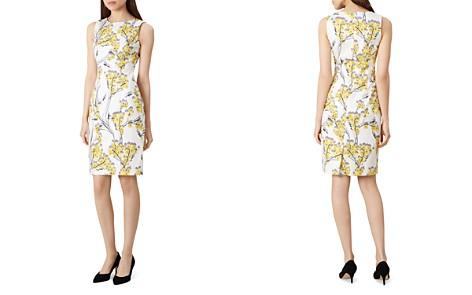 HOBBS LONDON Fiona Floral Print Dress - 100% Exclusive - Bloomingdale's_2
