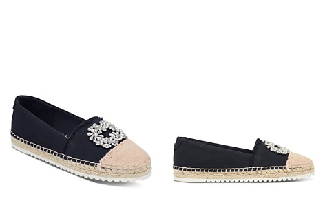 IVANKA TRUMP Women's Fyler Embellished Cap Toe Espadrille Flats - Bloomingdale's_2