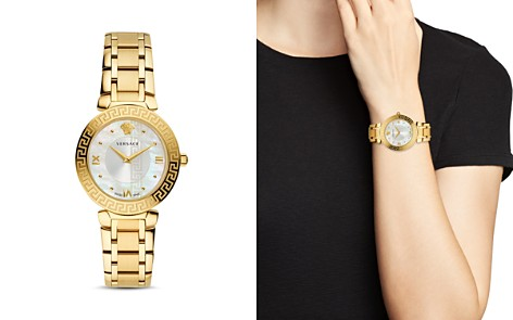 Versace Daphnis Mother-of-Pearl Dial Watch, 35mm - Bloomingdale's_2