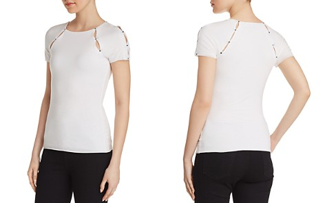 Bailey 44 Dust Up Cutout Top - Bloomingdale's_2