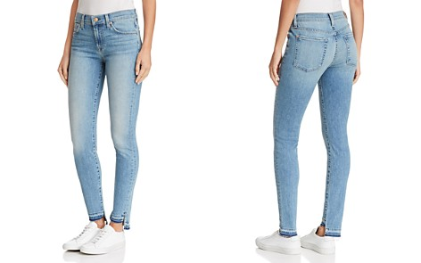 7 For All Mankind Ankle Skinny Jeans in Desert Heights - Bloomingdale's_2