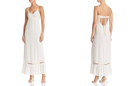 AQUA Back-Tie Maxi Dress - 100% Exclusive - Bloomingdale's_2