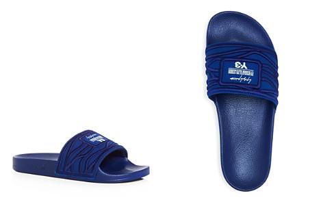 Y-3 Men's Adilette Embroidered Slide Sandals - Bloomingdale's_2