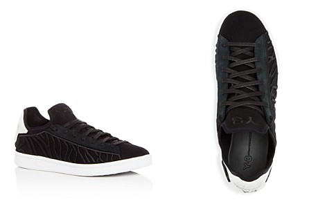 Y-3 Men's Shishu Stan Embroidered Lace Up Sneakers - Bloomingdale's_2