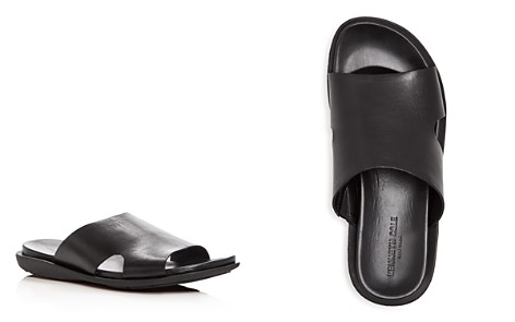 Kenneth Cole Men's Sand-Y Beach Leather Slide Sandals - Bloomingdale's_2