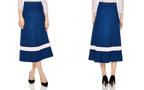 Sandro Ricarda Banded Midi Skirt - Bloomingdale's_2