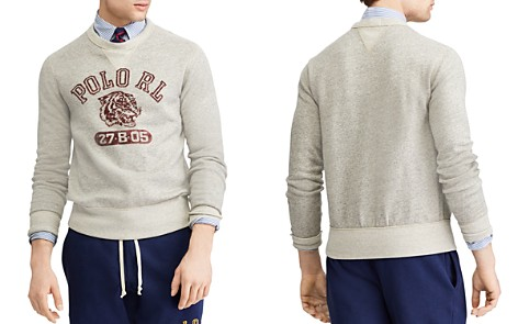 Polo Ralph Lauren Graphic Crewneck Sweatshirt - 100% Exclusive - Bloomingdale's_2