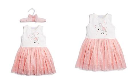 Elegant Baby Girls' Unicorn Tutu Bodysuit Dress - Baby - Bloomingdale's_2