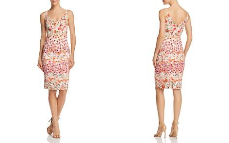 Black Halo Jevette Floral Dress - Bloomingdale's_2
