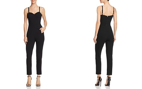 Black Halo Daria Tapered Jumpsuit - Bloomingdale's_2