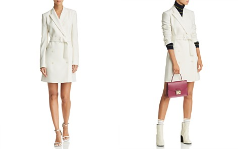 Theory Belted Blazer Dress - Bloomingdale's_2