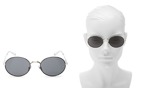 Givenchy Women's Round Sunglasses, 51mm - Bloomingdale's_2