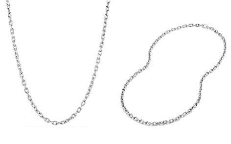 David Yurman Chain Link Narrow Necklace - Bloomingdale's_2