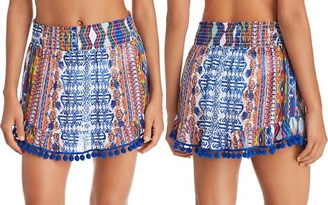 Ramy Brook Stevie Printed Skirt Swim Cover-Up - Bloomingdale's_2