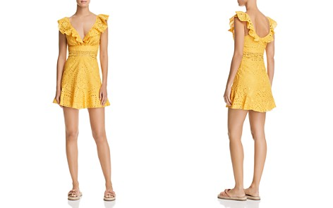 Karina Grimaldi Connie Eyelet Mini Dress - Bloomingdale's_2