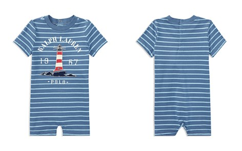 Ralph Lauren Boys' Striped Lighthouse Graphic Shortall - Baby - Bloomingdale's_2