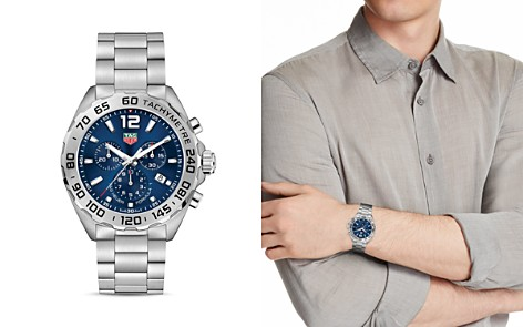 TAG Heuer Formula 1 Chronograph, 43mm - Bloomingdale's_2