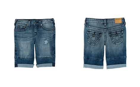True Religion Boys' Geno Denim Shorts - Little Kid, Big Kid - Bloomingdale's_2