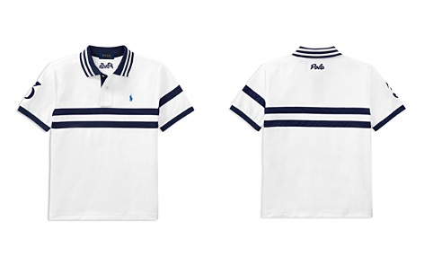 Polo Ralph Lauren Boys' Moisture-Wicking Striped Polo - Big Kid - Bloomingdale's_2