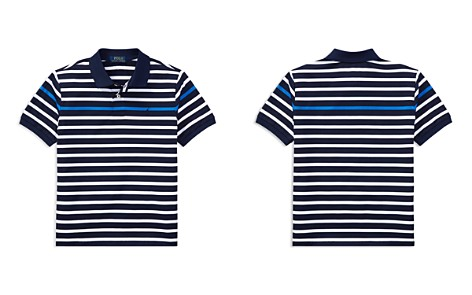 Polo Ralph Lauren Boys' Striped Tech Mesh Polo - Big Kid - Bloomingdale's_2
