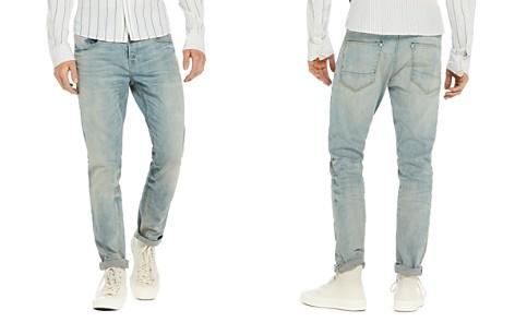Scotch & Soda Skim Plus Slim Fit Jeans in Blue Gold - Bloomingdale's_2