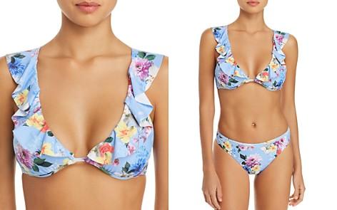 Nanette Lepore Monaco Bouquet Enchantress Bikini Top - Bloomingdale's_2