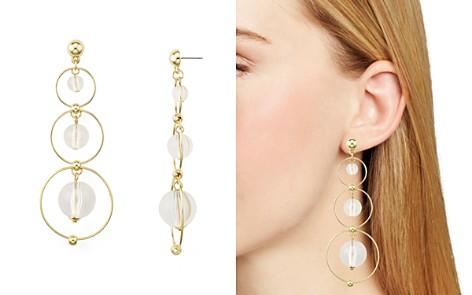 AQUA Triple Hoop Earrings - 100% Exclusive - Bloomingdale's_2