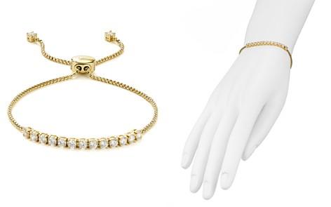 "Nadri Cubic Zirconia Adjustable Slider Bracelet, 10"" - Bloomingdale's_2"