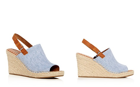 TOMS Women's Monica Hemp Chambray Espadrille Platform Wedge Sandals - Bloomingdale's_2