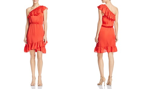 Saylor One-Shoulder Ruffled Dress - Bloomingdale's_2