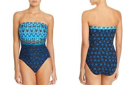 Miraclesuit Sunset Cay Avanti One Piece Swimsuit - Bloomingdale's_2