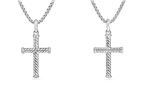 David Yurman Cable Cross - Bloomingdale's_2
