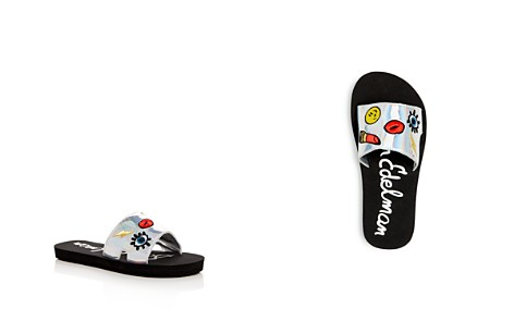 Sam Edelman Girls' Eli Appliqué Slide Sandals - Little Kid, Big Kid - Bloomingdale's_2