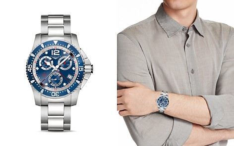 Longines HydroConquest Chronograph, 41mm - Bloomingdale's_2