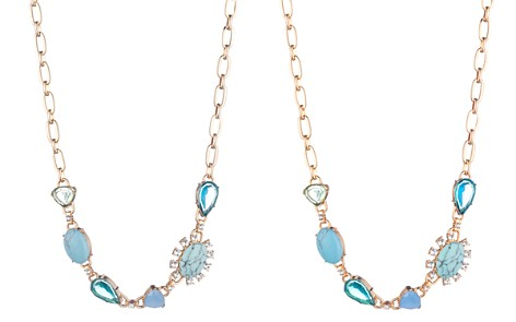 "Carolee Stone Front Necklace, 16"" - Bloomingdale's_2"