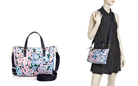 kate spade new york Watson Lane Daisy Garden Lucie Nylon Crossbody - Bloomingdale's_2