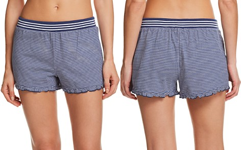 Splendid Striped Cotton PJ Shorts - Bloomingdale's_2