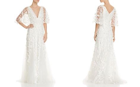 Tadashi Shoji Floral Embellished Gown - Bloomingdale's_2