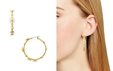 kate spade new york Hoop Earrings - Bloomingdale's_2