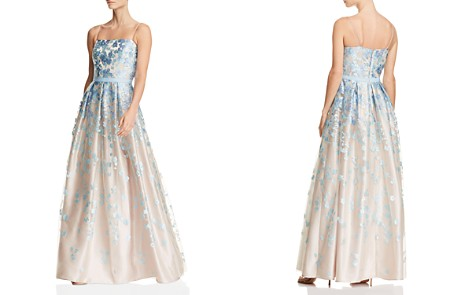Eliza J Floral Ball Gown - Bloomingdale's_2
