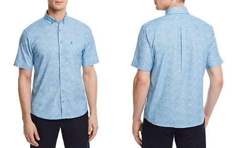 Johnnie-O Cole Waves Regular Fit Button-Down Shirt - Bloomingdale's_2