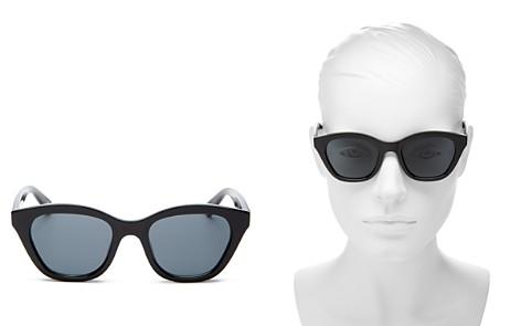 Le Specs Women's Wannabae Cat Eye Sunglasses, 49mm - Bloomingdale's_2