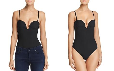La Perla Second Skin Multi-Way Strapless Push-Up Bodysuit - Bloomingdale's_2