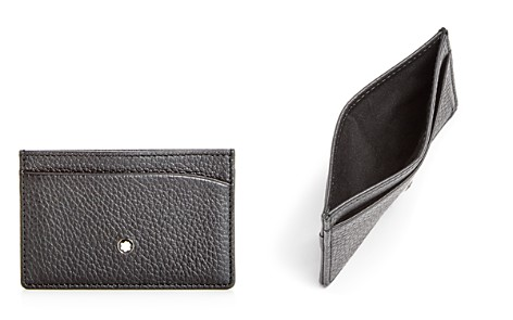Montblanc Meisterstück Leather Card Case - Bloomingdale's_2