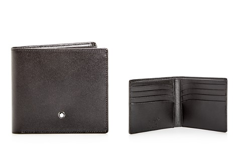 Montblanc Meisterstück Bi-Fold Leather Wallet - Bloomingdale's_2
