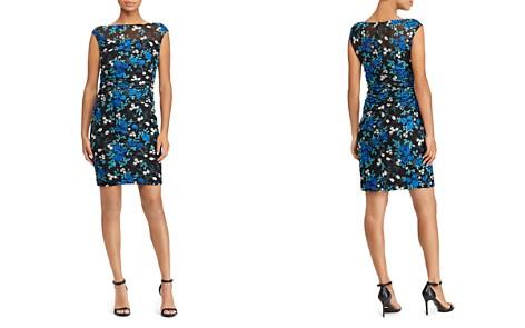 Lauren Ralph Lauren Floral Embroidered Dress - Bloomingdale's_2