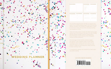 Quarto Wedding Planner Notebook - Bloomingdale's_2