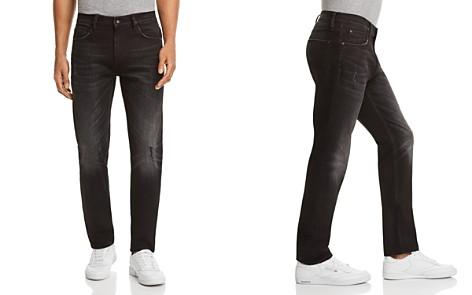 Hudson Srator Skinny Fit Jeans in In A Haze - Bloomingdale's_2